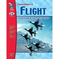 On The Mark Press Machines & Motion Series Characteristics Of Flight Book, Grades 4-6