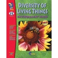On The Mark Press Environment Series Diversity Of Living Things Book, Grades 4-6