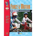 On The Mark Press Machines & Motion Series Force & Motion Book, Grades 1-3