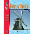 On The Mark Press Machines & Motion Series Force & Motion Book, Grades 4-6