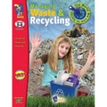 On The Mark Press The World We Live In Series Managing Waste & Recycling Book, Grades 5-8