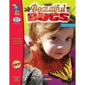 On The Mark Press Science Based Literacy Beautiful Bugs Book, Grades K-1