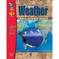 On The Mark Press Earth Science Series All About Weather Book, Grades 7-8