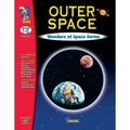 On The Mark Press Wonders of Space Series Outer Space Book, Grades 1-2