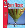 On The Mark Press Machines & Motion Series Simple Machines Book, Grades 4-6