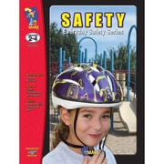 On The Mark Press Safety Resource Book, Grades 2 - 4