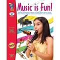 On The Mark Press Music Is Fun Book, Grade 4