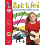On The Mark Press Music Is Fun Book, Grade 5