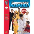 On The Mark Press Community Helpers Activity Book, Grades 1 - 3