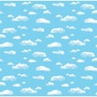 Pacon® Corobuff® 48in. x 12 1/2' Clouds Bulletin Board & Kraft Roll