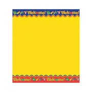 "Pacon® Fadeless® Designs 48"" x 50' Welcome Bulletin Board & Kraft Roll"