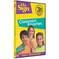 We Sign™ Classroom Favorites DVD, Grades PreK - 2