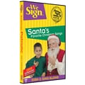 We Sign™ Santa's Favorite Christmas Song DVD, All Grades