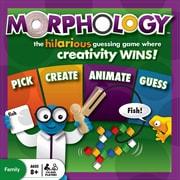 PlaSmart Morphology Board Game, Grades 3 -12
