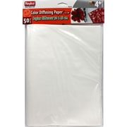 Roylco® 12 x 18 Color Diffusing Paper, White