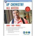Research & Education Association AP Chemistry All Access Book, 11th - 12 Grade