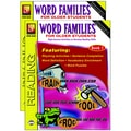 Remedia Publications Word Families For Older Student Activity Book 1 & 2, Grade 2 -5