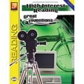 Remedia® in.High-Interest Reading Great Inventionsin. Book, Language Arts/Reading
