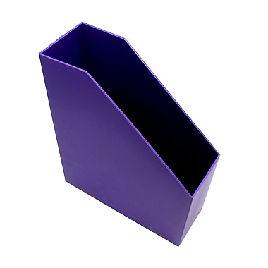 Romanoff Products Magazine File, Purple