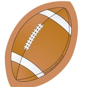 "Creative Shapes™ 3"" x 3"" Mini Notepad, Football"
