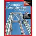 Shell Education Nonfiction Comprehension Test Practice Book, 4 Grade