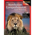 Shell Education Nonfiction Comprehension Test Practice Book, 5 Grade