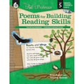 Shell Education The Poet and the Professor Poems for Building Reading Skills Book, Grade 5