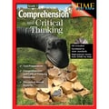 Shell Education Comprehension and Critical Thinking Book, Grade 1