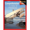 Shell Education Comprehension and Critical Thinking Book, Grade 2