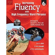 Shell Education Increasing Fluency With High Frequency Word Phrases Book, Grade 5