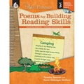 Shell Education The Poet and the Professor Poems For Building Reading Skills Book, Grade 3