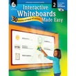 Shell Education Interactive Whiteboards Made Easy Smart Notebook Software, Level 2, Grade 2