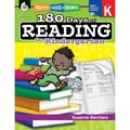 Shell Education Practice, Assess, Diagnose 180 Days of Reading Book, Grade K