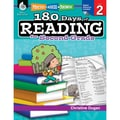 Shell Education Practice, Assess, Diagnose 180 Days of Reading Book, Grade 2