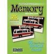 Stages Learning Materials® Vehicles Photographic Memory Matching Card Game, Grades PreK - 3