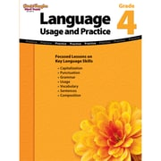 Houghton Mifflin Harcourt Language Usage And Practice Book, Grade 4