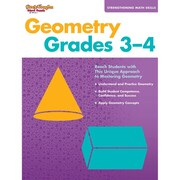 Houghton Mifflin Strengthening Math Skills: Geometry Reproducible Resource Book, Grades 3 - 4