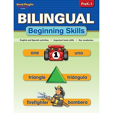 Houghton Mifflin Grade PreK-1 Bilingual Beginning Skills Book