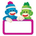 Trend Enterprises® 3in. Mini Accents, Sock Monkeys Signs
