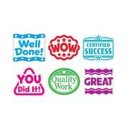 "Trend Enterprises® 3"" Mini Accents Variety Pack, Praise Words"