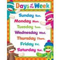 Trend Enterprises® Days Of The Week Sock Monkeys Learning Chart