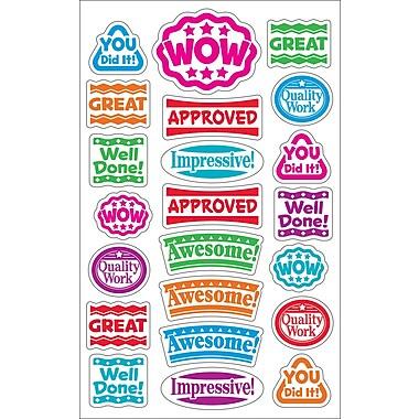 Trend Enterprises® Stickers, Praise Words