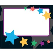 Trend Enterprises® PreKindergarten to 12 Grade Name Tag, Stargazer