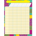 Trend Enterprises® Snazzy Large Incentive Chart, 17in. x 22in.
