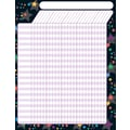 Trend Enterprises® Stargazer Large Incentive Chart, 17in. x 22in.