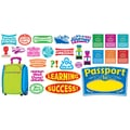 Trend Enterprises® Bulletin Board Set, Passport To Learning