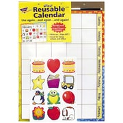 Trend Enterprises® Wipe-Off® Reusable Calendar Kit