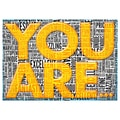 Trend Enterprises® ARGUS® 13 3/8in. x 19in. in.You Are Excellent, Incrediblein. Poster