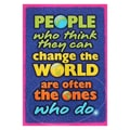 Trend Enterprises® ARGUS® 13 3/8in. x 19in. in.People Who Think They Can...in. Poster
