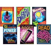 Trend Enterprises® ARGUS® Energize Learning Posters Combo Pack, Science